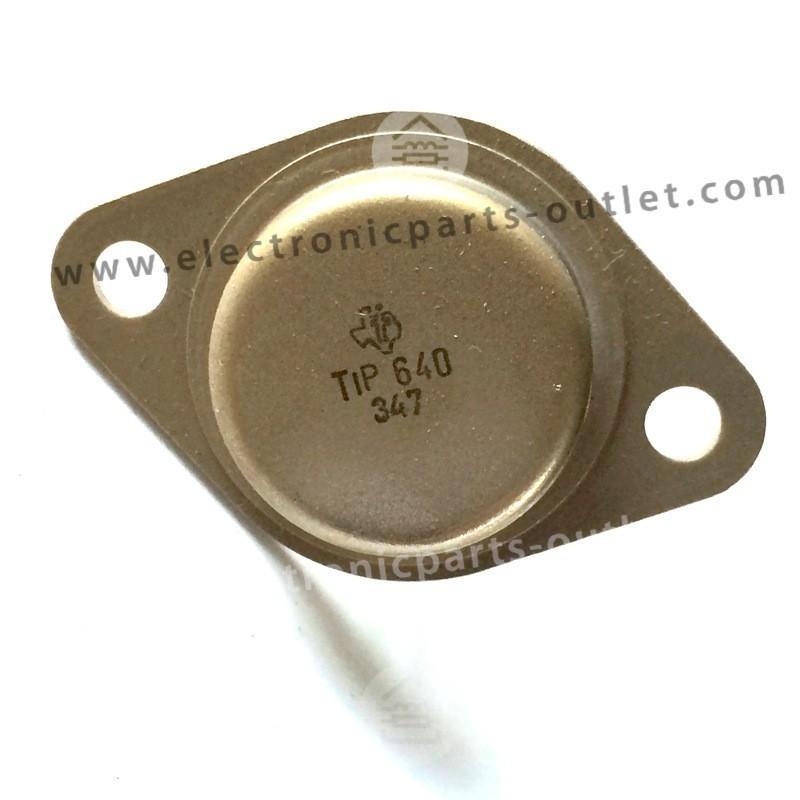 TIP640 NPN-60V-10A-175W