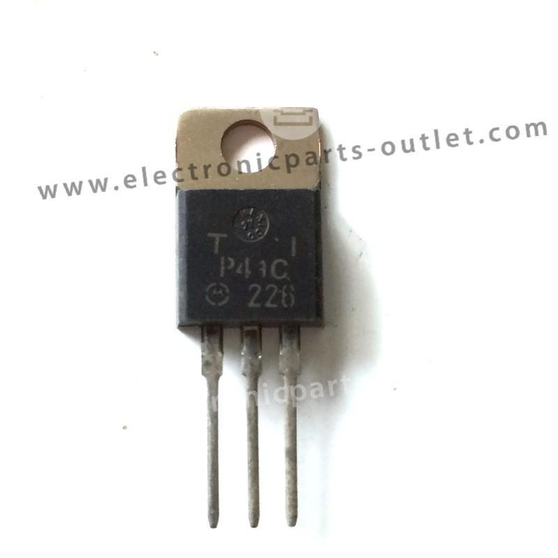 TIP41C NPN-100V-6A-65W