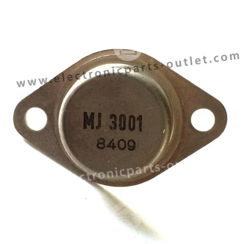 MJ3001 NPN-80V-10A-150W