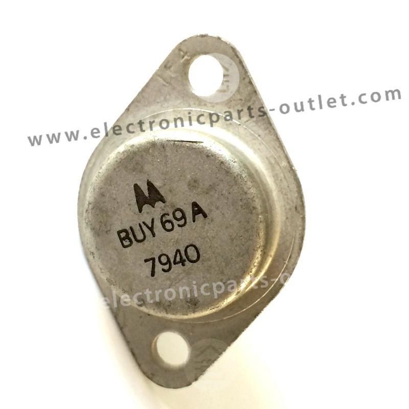 BUY69A 1000V-10A-100W