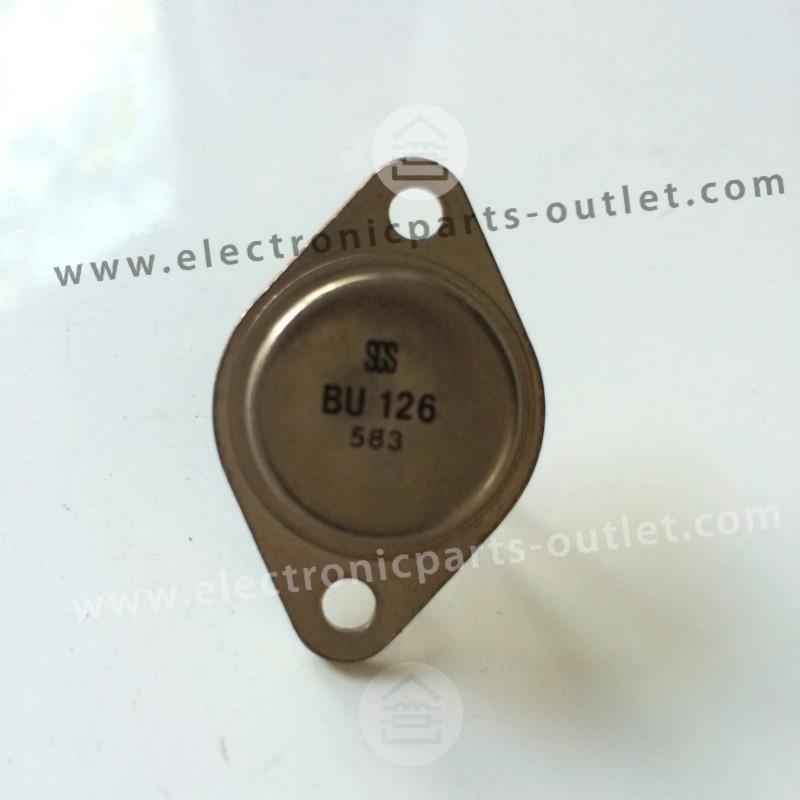 BU126 750V-3A-30W