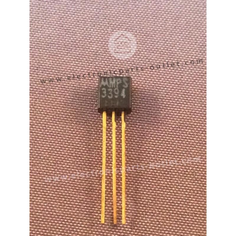 MPS3394  NPN – 25V – 0,1A – 0,35W...
