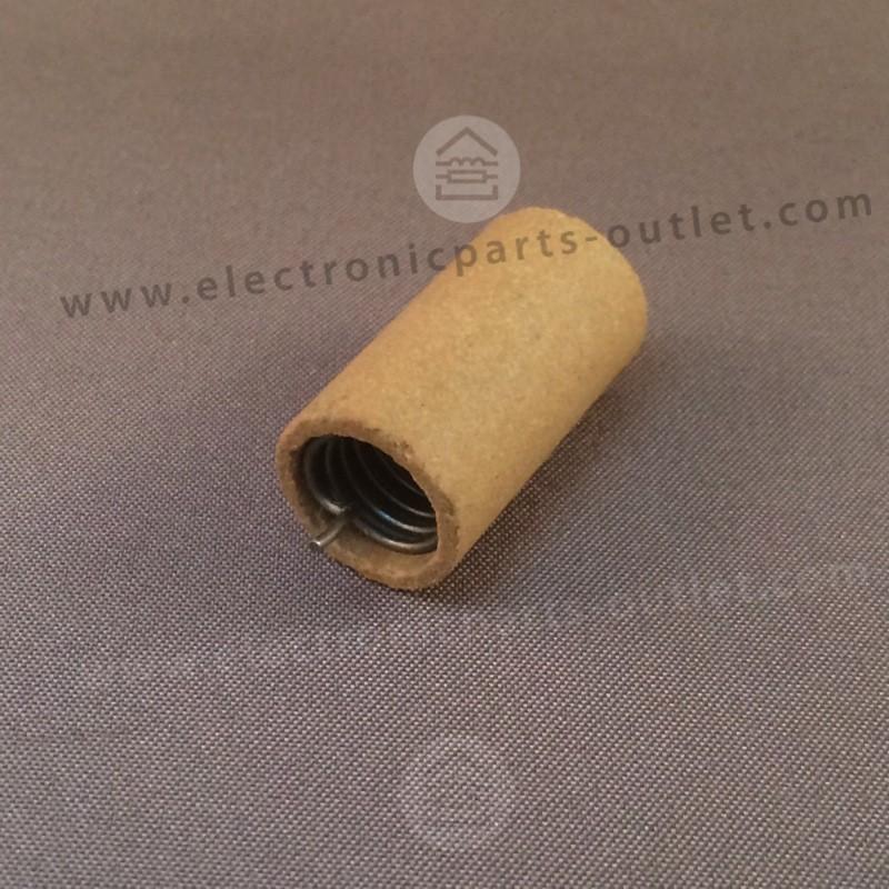 1Ω – 10W  air coil in ceramic tube