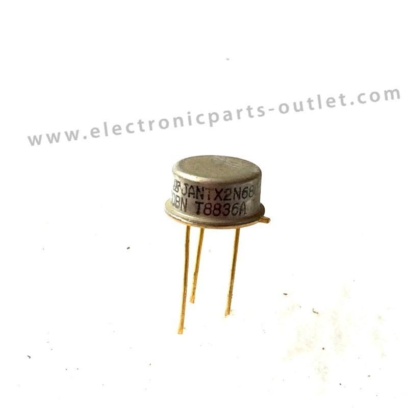 2N6800  N CHANNEL MOSFET, 400V, 3A, 25W