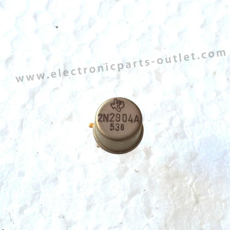 2N2904  40V – 0.8A  0.8W – 250MHz –...