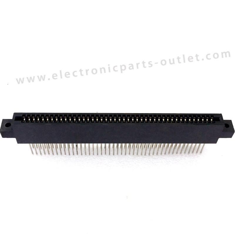 "Print connector 2x43p  0,1"" 261.10043-2"